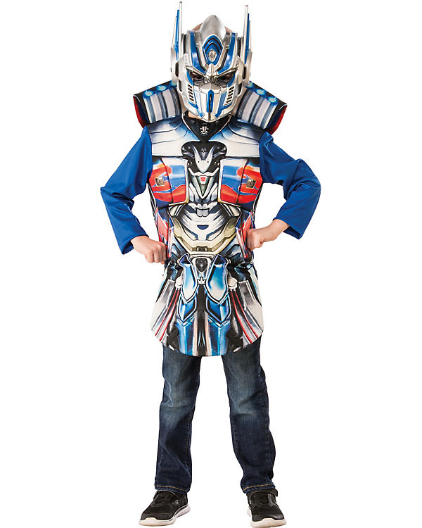 Kostum Transformers Optimus Prime Flip Reveal Tf 6 Transformers