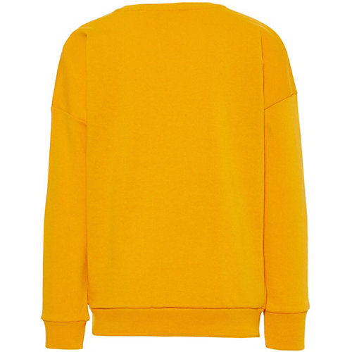 Свитшот Name it - желтый от name it