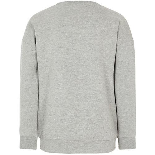 Свитшот Name it - серый от name it