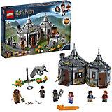Конструктор LEGO Harry Potter 75947: Хижина Хагрида: спасение Клювокрыла