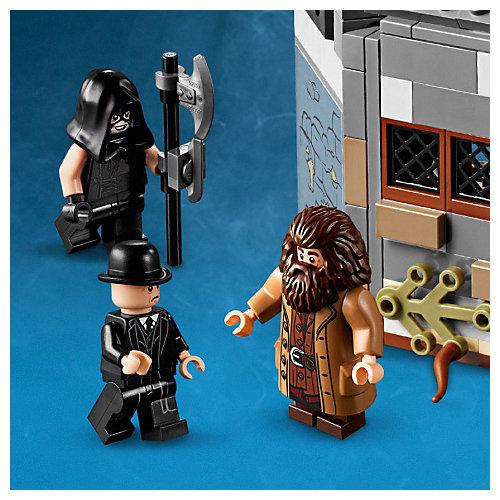 Конструктор LEGO Harry Potter 75947: Хижина Хагрида: спасение Клювокрыла от LEGO