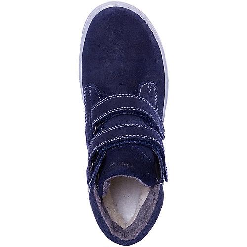 Утепленные ботинки Superfit - синий от superfit