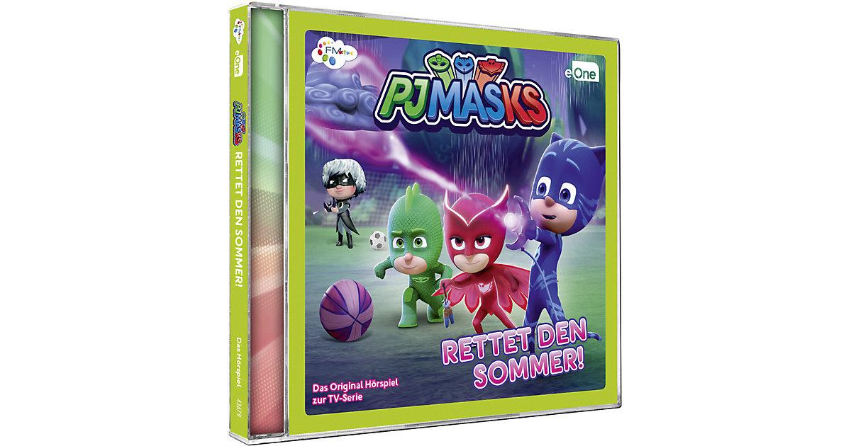 CD PJ Masks  - Rettet den Sommer Hörbuch