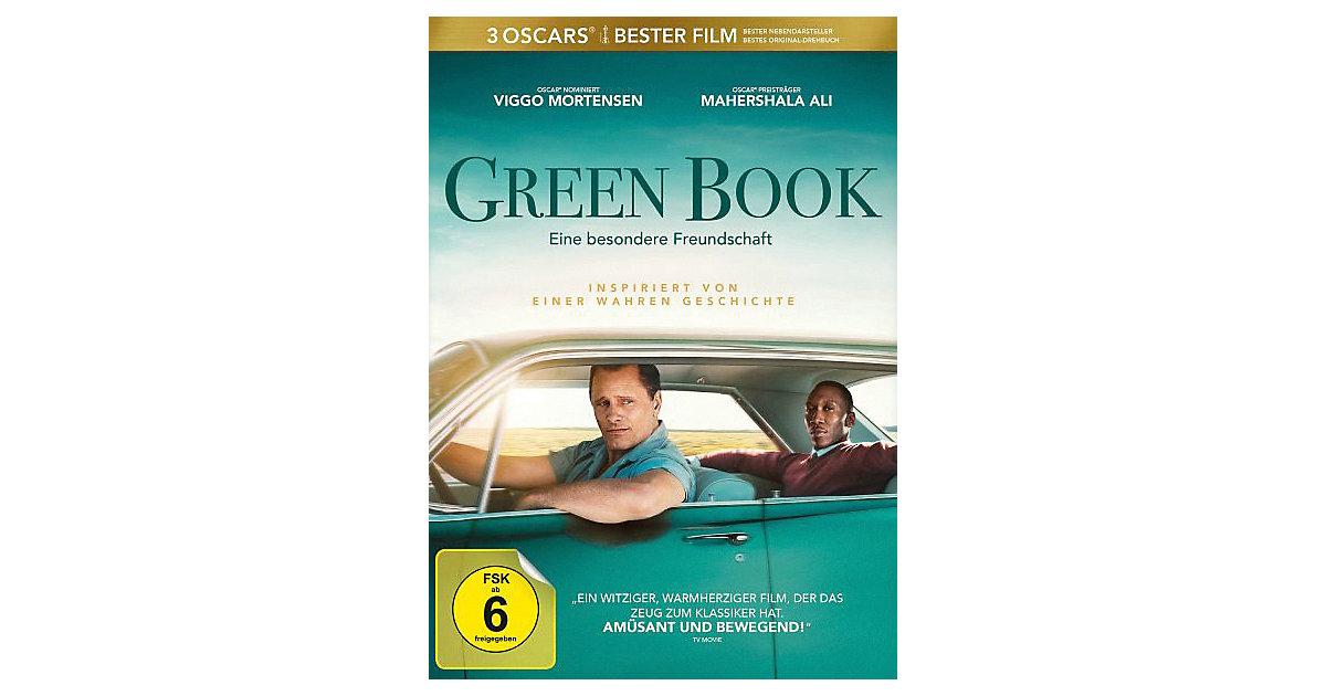 DVD Green Book - Eine besondere Freundschaft Hörbuch