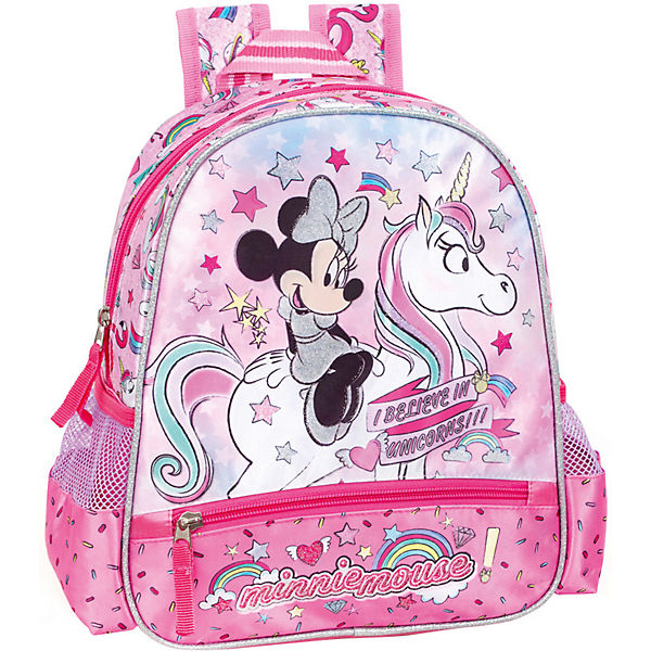 Kindergartenrucksack Minnie Mouse Unicorn