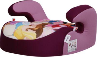 """Автокресло Siger """"Бустер"""" Disney Принцессы, 9-36 кг, фиолетовое"""
