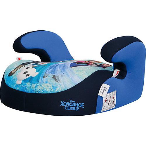 """Автокресло Siger """"Бустер"""" Disney Холодное сердце, 9-36 кг, синее от Siger"""