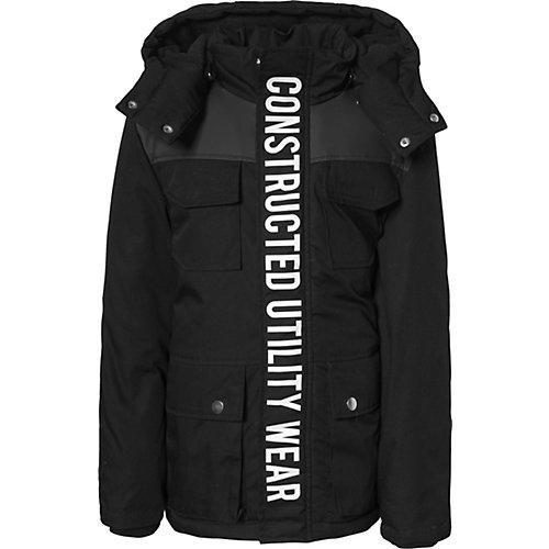 Демисезонная куртка Name it - черный от name it