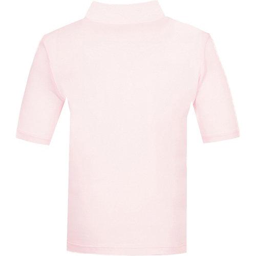 Водолазка Апрель - светло-розовый от Апрель