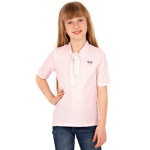 Блузка Апрель - светло-розовый от Апрель