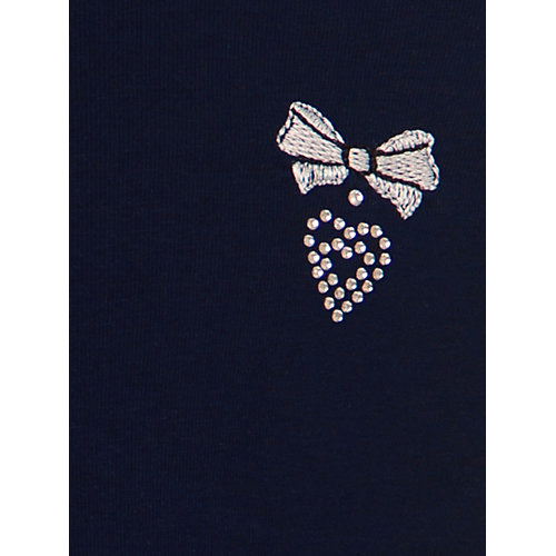 Блузка Апрель - темно-синий от Апрель