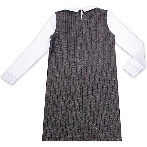 Платье Апрель - сине-серый от Апрель