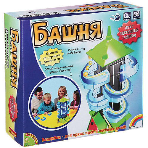 "Настольная игра Bondibon ""Башня"" от Bondibon"