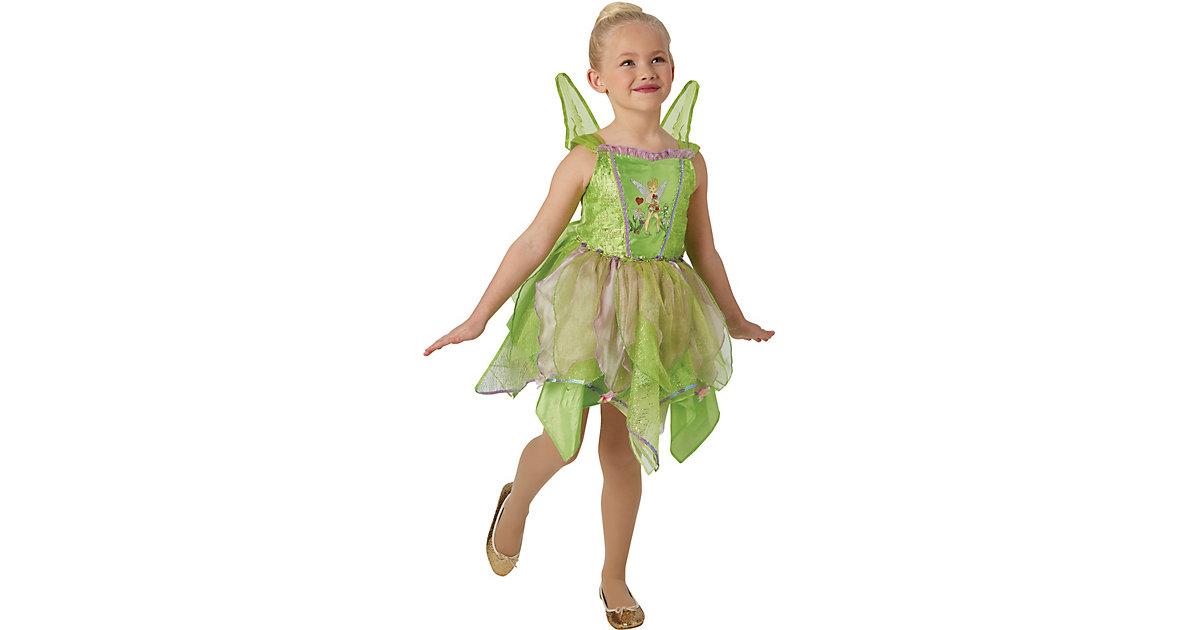 Kostüm Tinker Bell Premium Gr. 110/116 Mädchen Kinder