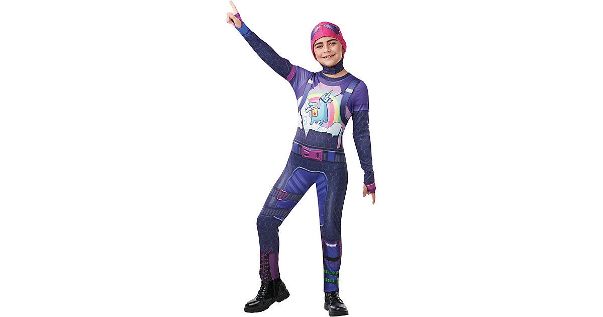 Kostüm Brite Bomber Fortnite Gr. 134/140 Mädchen Kinder