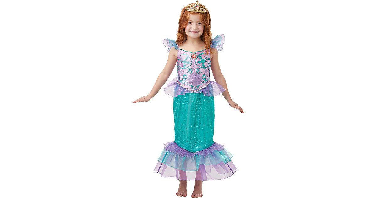 Kostüm Disney Arielle die Meerjungfrau Gr. 104 Mädchen Kleinkinder