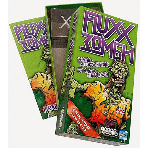 Настольная игра Hobby World Fluxx Зомби от Hobby World