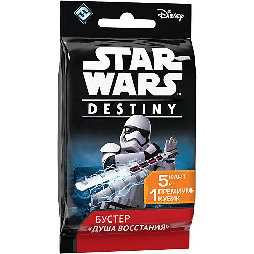 """Настольная игра Hobby World Star Wars: Destiny """"Бустер"""" Душа восстания от Hobby World"""