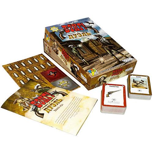 Настольная игра Hobby World Бэнг! Дуэль от Hobby World