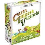 Настольная игра Hobby World CIV: Carta Impera Victoria