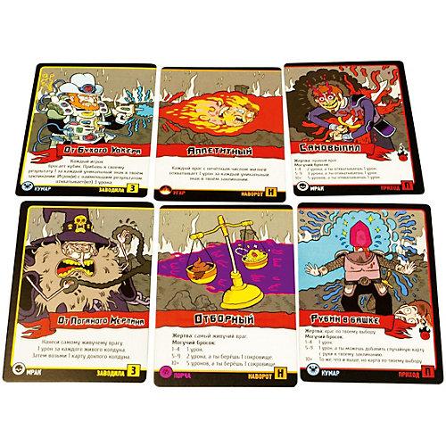 Настольная игра Hobby World Эпичные схватки боевых магов. Битва на горе Черепламени от Hobby World