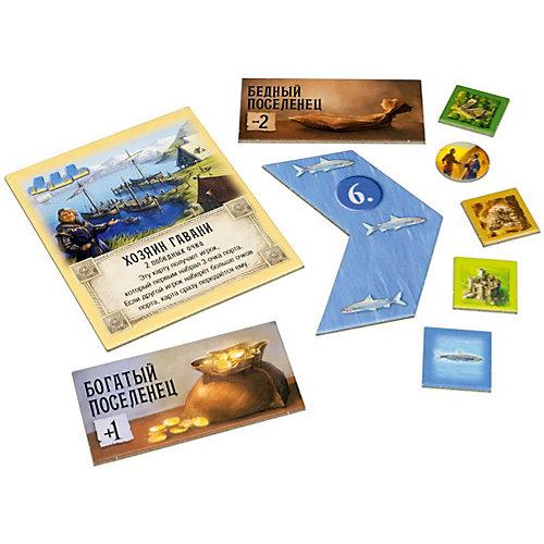 Настольная игра Hobby World Колонизаторы. Купцы и варвары, 3-е издание от Hobby World