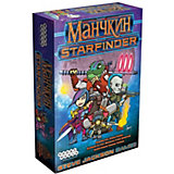 Настольная игра Hobby World Манчкин Starfinder