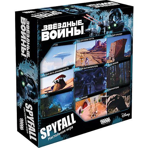 Настольная игра Hobby World Звездные Войны: Spyfall от Hobby World