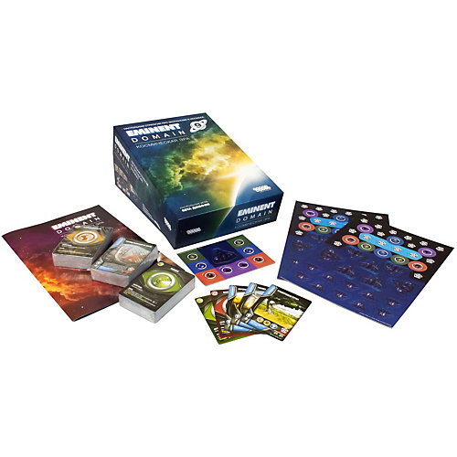 Настольная игра Hobby World Eminent Domain Космическая эра от Hobby World