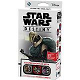 """Настольная игра Hobby World Star Wars: Destiny """"Стартовый набор"""" Генерал Гривус"""