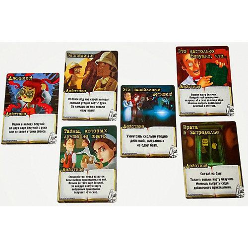 Настольная игра Hobby World Замес: Неизбежный выпуск про Ктулху от Hobby World