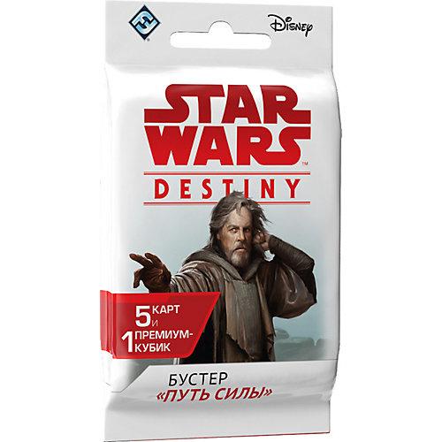 "Настольная игра Hobby World Star Wars: Destiny ""Бустер"" Путь силы от Hobby World"