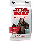 """Настольная игра Hobby World Star Wars: Destiny """"Бустер"""" Путь силы"""