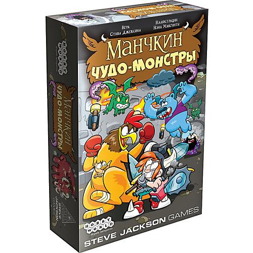 Настольная игра Hobby World Манчкин. Чудо-монстры от Hobby World