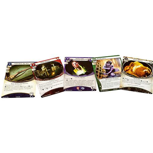 Настольная игра Hobby World Ужас Аркхэма. Наследие Данвича. Неизмеримые и невидимые от Hobby World