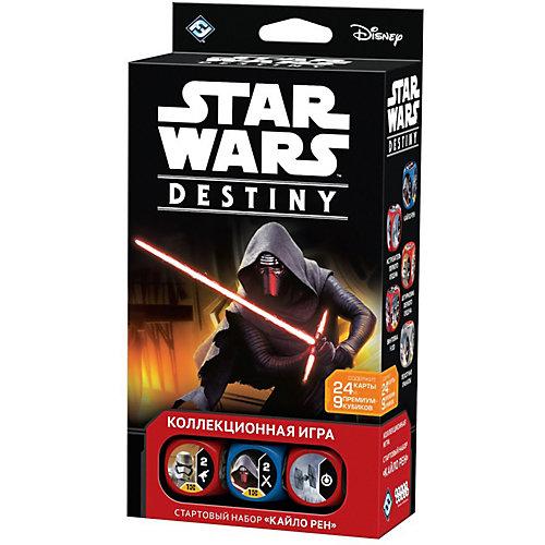 """Настольная игра Hobby World Star Wars: Destiny """"Стартовый набор"""" Кайло Рен от Hobby World"""