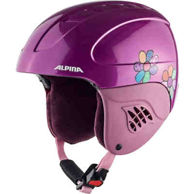 Skihelm Carat happy flower 48-52