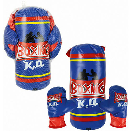 Набор для бокса 1Toy Boxing-KO от 1Toy