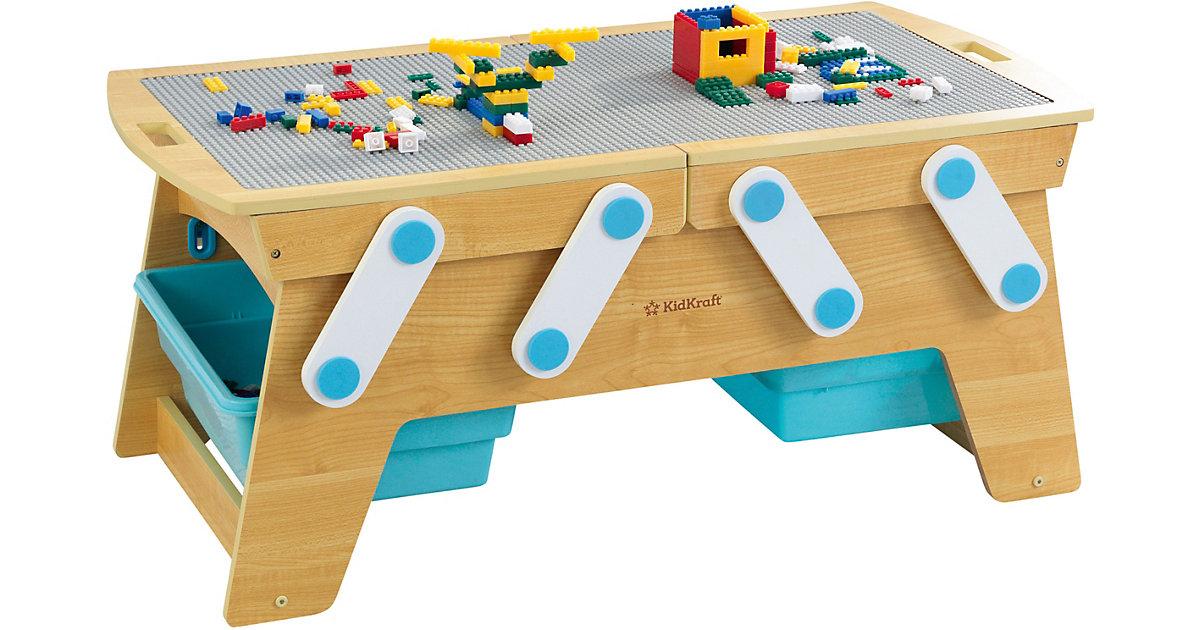Building Bricks Spieltisch mit Aufbewahrung