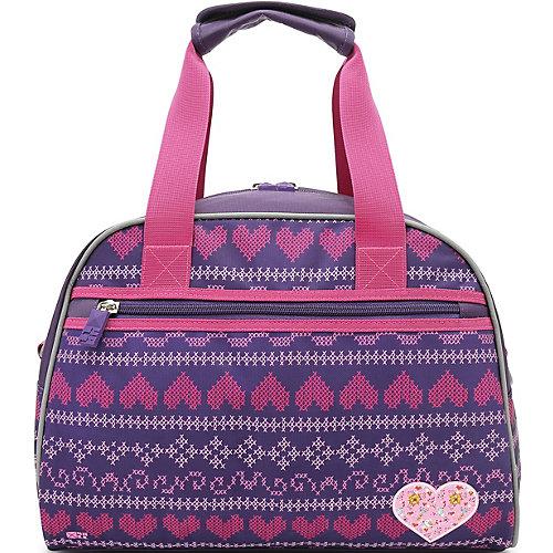 Спортивная сумка 4all SP 1920, темно-фиолетовая - фиолетовый от 4ALL