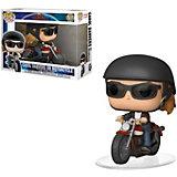 "Фигурка Funko POP! Rides: Marvel ""Капитан Марвел"", Кэрол Дэнверс на мотоцикле, 36418"