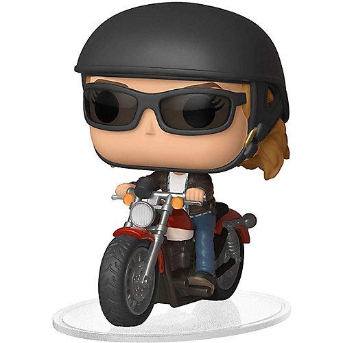 "Фигурка Funko POP! Rides: Marvel ""Капитан Марвел"", Кэрол Дэнверс на мотоцикле, 36418 от Funko"