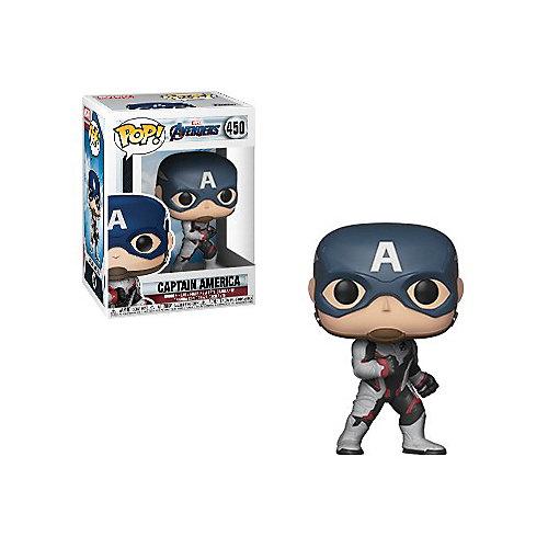 "Фигурка Funko POP! Bobble: Marvel ""Мстители: Финал"" Капитан Америка, 36661 от Funko"