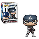 "Фигурка Funko POP! Bobble: Marvel ""Мстители: Финал"" Капитан Америка, 36661"