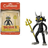 Фигурка Funko Action Figures: Cuphead Дьявол, 33424