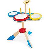 Музыкальная игрушка Hape Барабанная установка