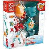 Набор игрушек для ванны Hape Океанский каскад