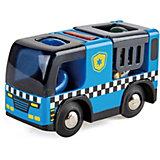 Машинка Hape Полиция, с сиреной