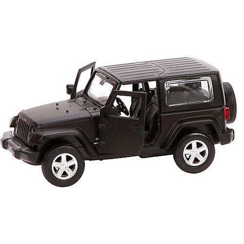 Машина Пламенный мотор Jeep Wrangler от Пламенный мотор