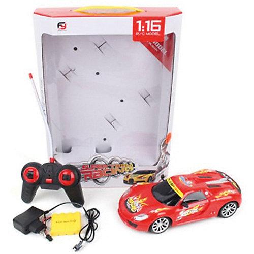 """Машина Наша игрушка """"Гоночный автомобиль"""", свет, красная от Наша Игрушка"""